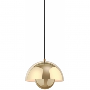 &tradition - Flowerpot VP1 Pendant Lamp Polished Brass