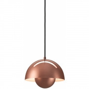 &tradition - Flowerpot VP1 Pendant Lamp Polished Copper