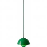 &tradition - Flowerpot VP1 Lampe à suspension Signal vert