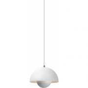 &tradition - Flowerpot VP1 Pendant Lamp Matt White