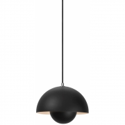 &tradition - Flowerpot VP1 Pendant Lamp Matt Black