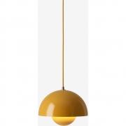 &tradition - Flowerpot VP1 Lampe à suspension Moutarde