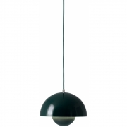 &tradition - Flowerpot VP1 Pendant Lamp Dark Green