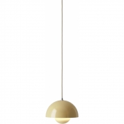 &tradition - Flowerpot VP1 Pendant Lamp Mustard