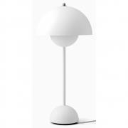 &tradition - Flowerpot VP3 Lampe de table Blanc mat