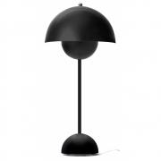 &tradition - Flowerpot VP3 Lampe de table Noir mat