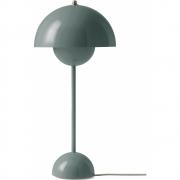 &tradition - Flowerpot VP3 Lampe de table Bleu pierre