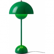 &tradition - Flowerpot VP3 Lampe de table Signal vert