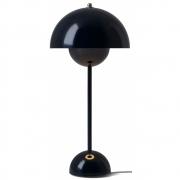 &tradition - Flowerpot VP3 Table Lamp Black Blue