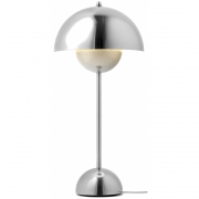 &tradition - Flowerpot VP3 Table Lamp Stainless Steel
