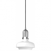 &tradition - Copenhagen SC6 lampe à suspension petite Matt White