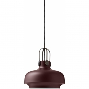 &tradition - Copenhagen SC7 Pendant Medium Matt Black