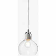 &tradition - Mega Bulb SR2 Pendant Lamp Clear | White
