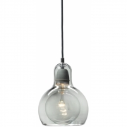 &tradition - Mega Bulb SR2 Pendant Lamp Silver | Black