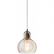 &tradition - Mega Bulb SR2 Pendant Lamp Gold | Black