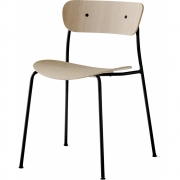 &tradition - Pavilion AV1 Chair Lacquered oak