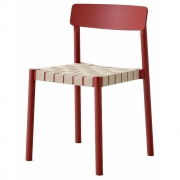 &tradition - Betty TK1 Chair Maroon