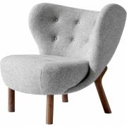 &tradition - Little Petra VB1 fauteuil Hallingdal 130 (Noyer)