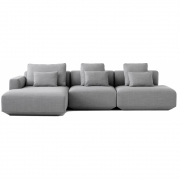 &tradition - Develius Modular Sofa