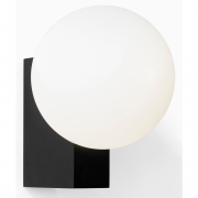 &tradition - Journey SHY2 Wall Lamp Black