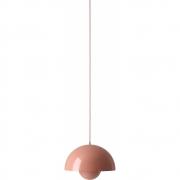 &tradition - Flowerpot VP7 Pendant Lamp Beige red