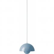 &tradition - Flowerpot VP7 Pendelleuchte Hellblau