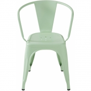 Tolix - A56 Sessel Outdoor Creme