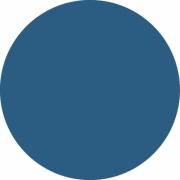 Tolix - H50 Hocker Ozeanblau   Glänzend