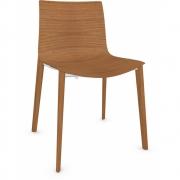 Arper - Catifa 46 0369 chaise en bois