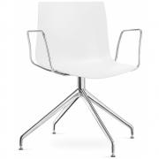 Arper - Catifa 46 0368 / 0377 fauteuil pied étoile mono