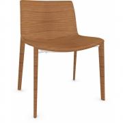 Arper - Catifa 53 2087 Wooden Chair