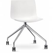Arper - Catifa 53 2055 Chair with Castors fix