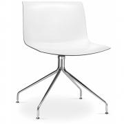 Arper - Catifa 53 0207 Chair Star Base chrome