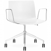 Arper - Catifa 53 0213 Swivel Chair with Armrests