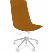 Arper - Catifa 60 Office 2112 Chair with Castors
