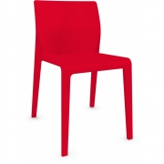 Arper - Juno 3601 Chair Red