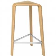 Arper - Ply 3801 Barstool