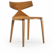 Arper - Saya 3700 Wooden Chair