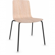 Arper - Aava 3906 Chair Wood