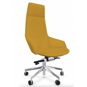 Arper - Aston Direction Syncro 1919 Chair with Castors