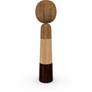 Arper - Family Wooden Figure