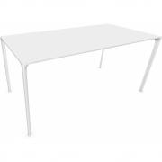 Arper - Nuur 0802 Tisch rechteckig 160 x 79 cm | Weiß
