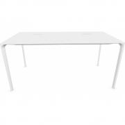 Arper - Nuur Office 0818 Schreibtisch 160 x 79 cm | Weiß
