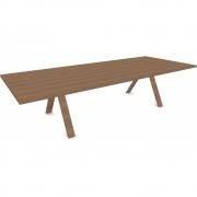 Arper - Cross 5000 Table