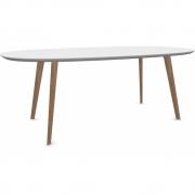 Arper - Gher 3506 Tisch oval