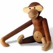 Kay Bojesen - Affe klein aus Limba/Teakholz