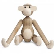 Kay Bojesen - Affe klein aus Eiche und Ahorn