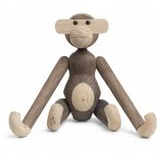 Kay Bojesen - Affe klein aus Räuchereiche und Eiche