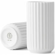 Lyngby - Vase frosted white 12 cm