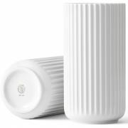 Lyngby - Vase weiß 20 cm